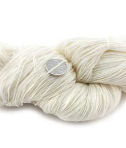 Laine à teindre Fingering - Mérino superwash - Nylon