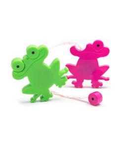 Jumpy frog tape measure - Artigina