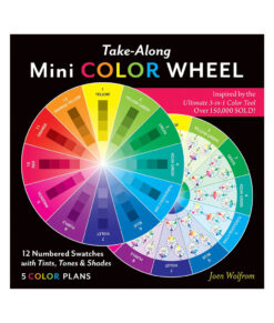 Mini color wheel Take-Along