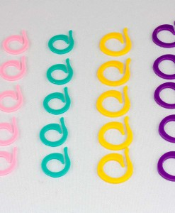 Anneaux marqueurs de couleur