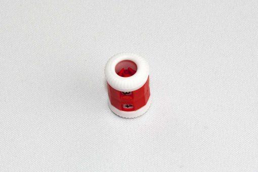 Compte rang mécanique rouge - Artigina