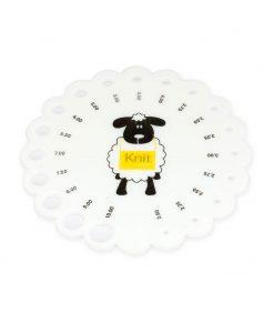 Jauge à aiguilles mouton - Artigina