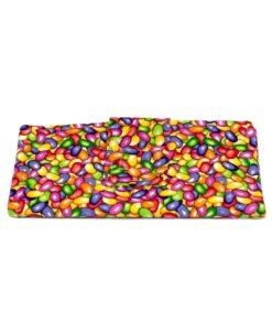 Portefeuille pour femme - Bonbons - fait main Artigina
