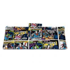 Portefeuille pour femme Superman - fait main par Artigina