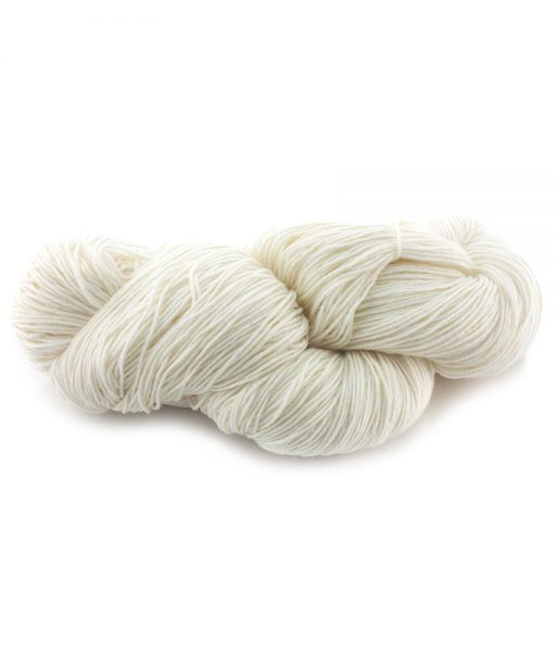 Laine à teindre - Fingering - Mérino superwash - Nylon