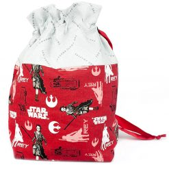 Sac à tricot Star Wars - fait main Artigina
