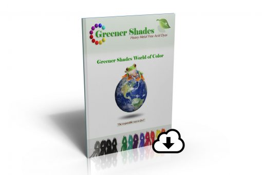 PDF électronique du livre Greener Shades World of Color sur Artigina