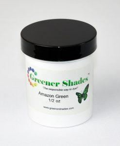 Teinture à laine Greener Shades (Amazon Green) – 1/2 oz