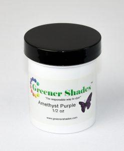 Teinture à laine Greener Shades (Amethyst Purple) – 1/2 oz