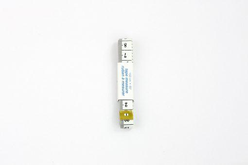 Ruban à mesurer flexible UNIQUE 150 cm (60 po) - Blanc