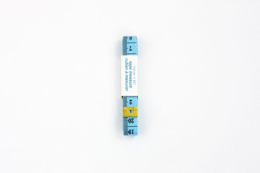 Ruban à mesurer flexible UNIQUE 150 cm (60 po) - Bleu