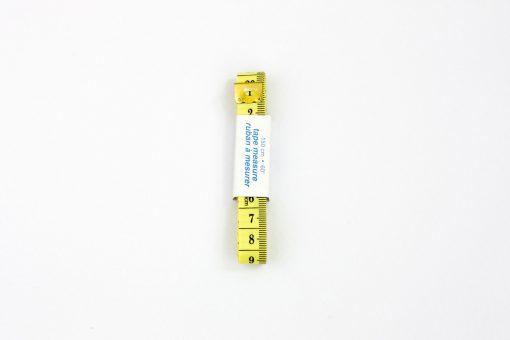 Ruban à mesurer flexible UNIQUE 150 cm (60 po) - Jaune