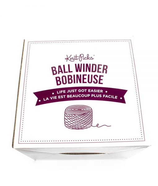 Bobineuse à laine (Yarn Ball Winder) Knit Picks - Artigina
