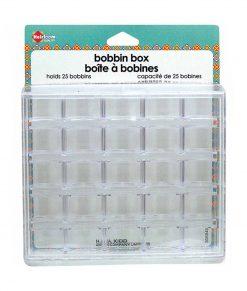 Boîte de bobines de fil pour la couture - Heirloom - Artigina
