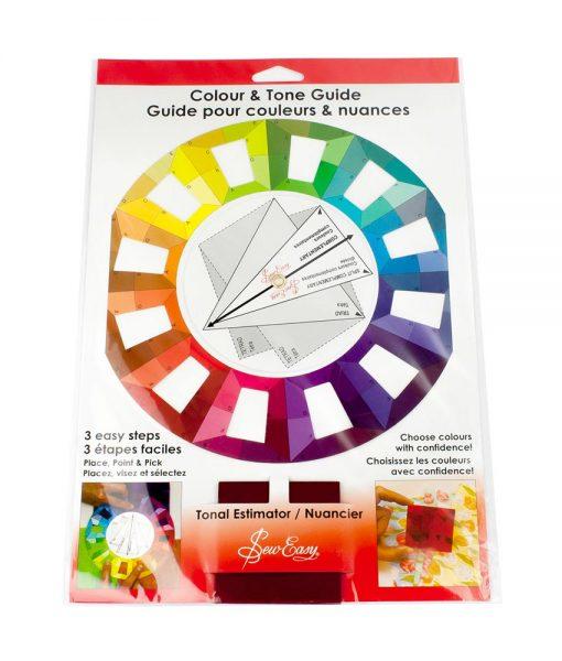 Guide des nuances et des couleurs Sew Easy