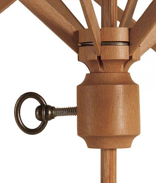Parapluie (dévidoir) en bois Knit Picks - Artigina