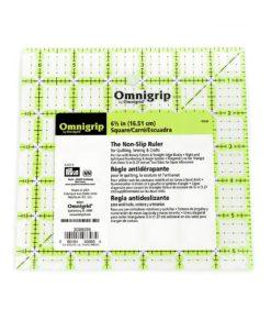 Règle de coupe carré Omnigrip / Omnigrid - Artigina