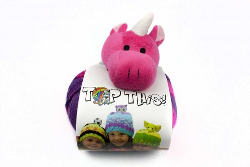 Tuque Top This licorne (emballage)