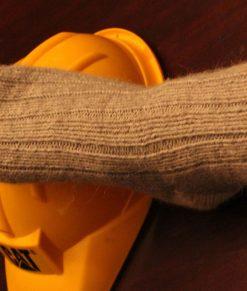 Patron de tricot - Bas Gab work socks - À la maille suivante (03)
