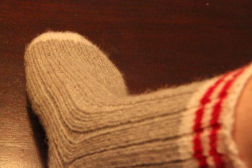 Patron de tricot - Bas Gab work socks - À la maille suivante (02)