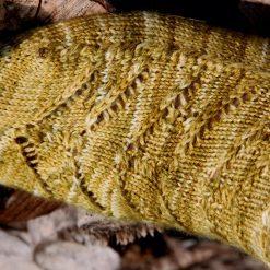 Patron de tricot - Bas Migration - À la maille suivante (02)