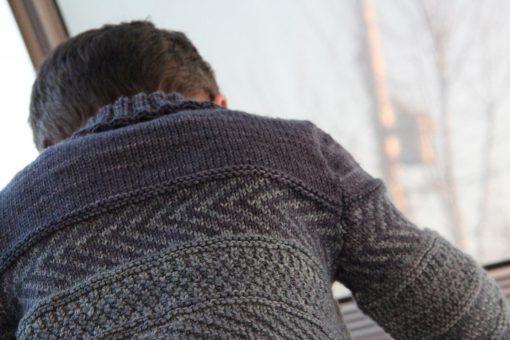 Patron de tricot Peter & Wendy - Chandail pour garçon et fille - À la maille suivante (03)