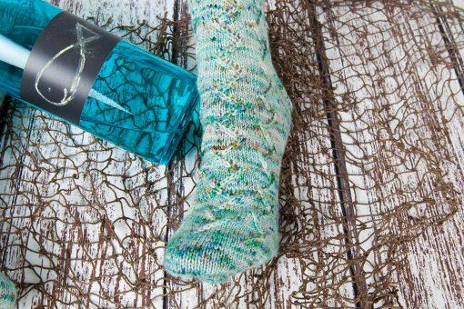 Patron de tricot Poisson d'avril - Bas - À la maille suivante (02)