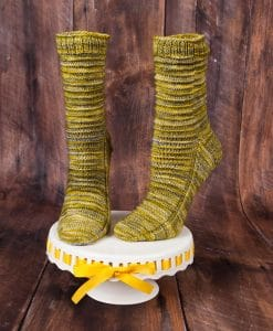Patron de tricot Renaissance - Bas - À la maille suivante (02)