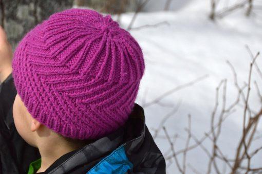 Patron de tricot - Tuque Balise - À la maille suivante (02)