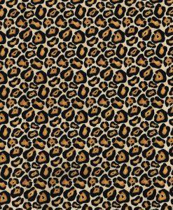 Tissu aux motifs léopard - Artigina
