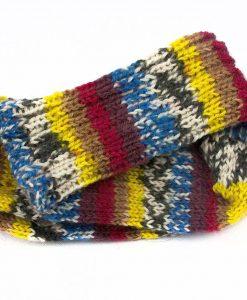 Bas de laine pour enfant - Feux d'artifice