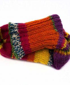 Bas de laine pour enfant - Mexicala