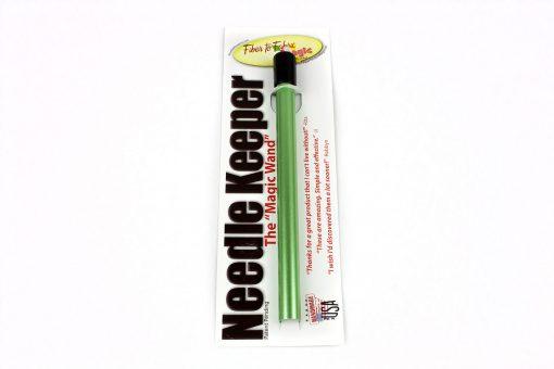 Protège aiguilles / Needle Keeper (Vert)