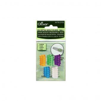 Support en spirale pour aiguilles à tricoter (petit) - Clover