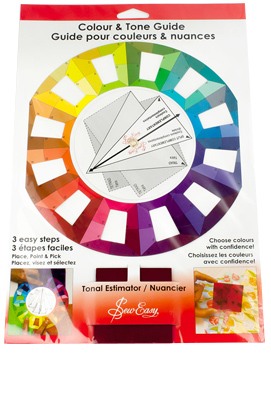 Cercle chromatique - Greener Shades