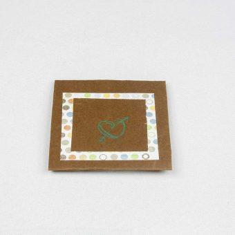 Marqueur de maille (crochet) fait main - Amélie