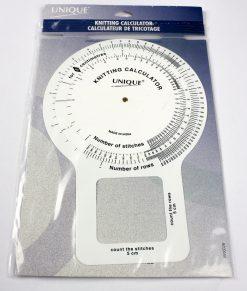 Calculateur de tricot Unique - Artigina