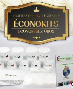 Teinture Greener Shakes - Kit de départ - Éconokit