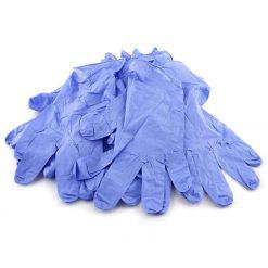 Gants pour teindre la laine