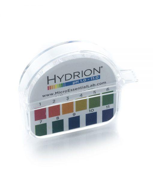 Papier identificateur de pH en rouleau