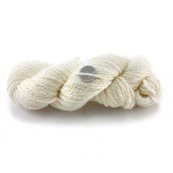 Laine à teindre - Bulky - Mérino superwash, nylon - Artigina