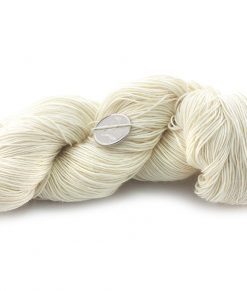 Laine à teindre Fingering - Mérino superwash single ply (SN304)