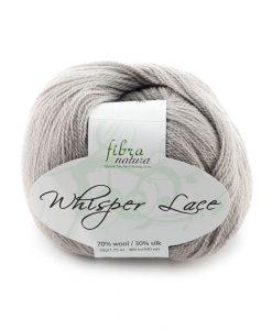 Laine Whisper Lace - Fog