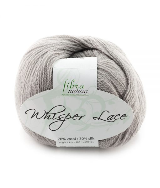 Laine Whisper Lace - Fog