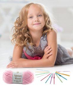 Kit de crochet - Je commence le crochet - Artigina