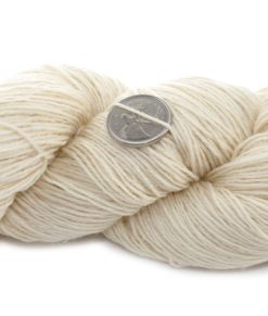 Laine à teindre fingering - Blue faced leicester superwash, nylon - Artigina