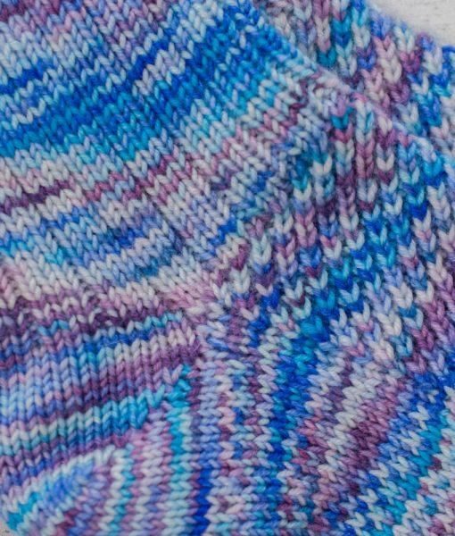 Patron de tricot - Félix dans la galaxie - Bas - Artigina