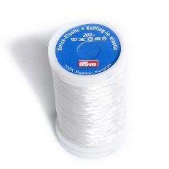 Fil élatique transparent pour le tricot - Artigina