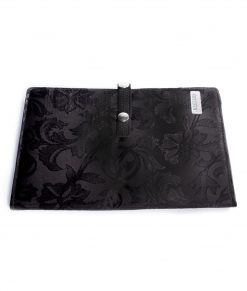 Livre pour tenir les patrons de tricot (noir) - Artigina