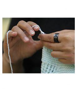Bague compte rang mécanique (bijou) - Knitter's Pride - Artigina